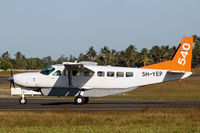 5H-YEP @ HTDA - Fly540 Caravan - by Duncan Kirk