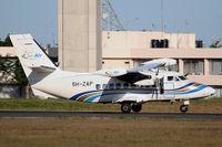 5H-ZAP @ HTDA - Taking off at Dar Es Salaam - by Duncan Kirk