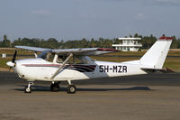 5H-MZR @ HTDA - Taxiing in to the GA ramp - by Duncan Kirk