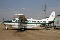 5Y-FDB @ HTMW - Flying Doctor Caravan - by Duncan Kirk