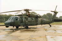 89-26206 @ EGVA - HH-60G Pave Hawk, callsign Jolly 21, of 56th Rescue Squadron then based at Naval Air Station Keflavik in Iceland on display at the 1994 Inntl Air Tattoo at RAF Fairford. - by Peter Nicholson