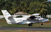 5H-ZAP @ HTZA - Landing at Zanzibar - by Duncan Kirk
