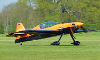D-ERXA @ EGKH - SHOT AT HEADCORN - by Martin Browne
