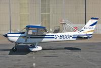 G-BGGP @ EGNX - 1979 Reims Aviation Sa REIMS CESSNA F152, c/n: 1580 now with Donair titles