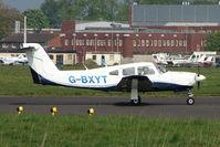 G-BXYT @ EGTC - 1979 Piper PA-28RT-201, c/n: 28R-7918198 - by Terry Fletcher