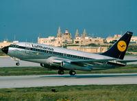 D-ABFN @ LMML - B737 D-ABFN Lufthansa - by raymond