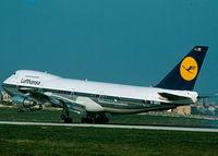D-ABZC @ LMML - B747 D-ABZC Lufthansa - by raymond