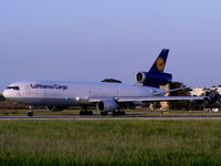 D-ALCQ @ LMML - MD11 D-ALCQ Lufthansa - by raymond