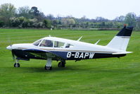 G-BAPW photo, click to enlarge