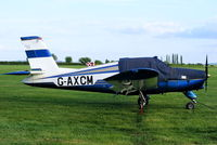 G-AXCM photo, click to enlarge