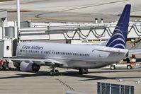 HP-1522CMP @ MCO - Copa Airlines Boeing B737-8V3, c/n: 33709