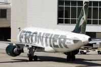 N908FR @ MCO - 2002 Airbus A319-111, c/n: 1759