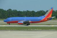 N339SW @ MCO - 1988 Boeing 737-3H4, c/n: 24090