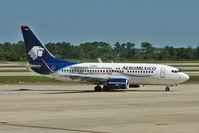 XA-GMV @ MCO - Aeromexico 2006 Boeing 737-752 Winglets, c/n: 35118