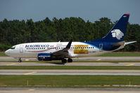 XA-GMV @ MCO - Aeromexico 2006 Boeing 737-752 Winglets, c/n: 35118  -