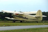 D-FAIR @ EDLI - Antonov An-2S [17247305] Bielefeld~D 24/05/2006