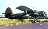 D-FAIR @ EDRJ - Antonov An-2S [17247305] (Safari Air) Saarlouis~D 09/08/1997
