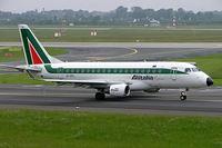 EI-DFL @ EDDL - Embraer Emb-170-100LR [17000036] (Alitalia Express) Dusseldorf~D 27/05/2006