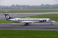 SP-LGL @ EDDL - Embraer ERJ-145MP [145406] (LOT Polish Airlines) Dusseldorf~D 27/05/2006