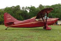 N638C @ LAL - 2011 Sun n Fun - Lakeland , Florida