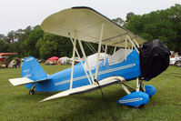 N12380 @ LAL - 1933 Travel Air 16-E, c/n: 3520 - by Terry Fletcher