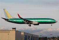 B-5606 @ KPAE - KPAE Boeing 682 - by Nick Dean