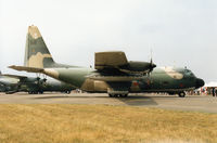 2458 @ EGVA - SC-130E Hercules of the Brazilian Air Force on display at the 1994 Intnl Air Tattoo at RAF Fairford. - by Peter Nicholson