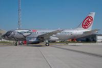 D-ASTY @ LOWW - Fly Niki Airbus A319 - by Dietmar Schreiber - VAP