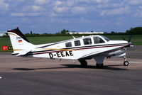 D-EEAE @ EGBJ - privately owned - by Chris Hall