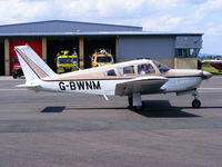 G-BWNM @ EGBJ - Privately owned - by Chris Hall