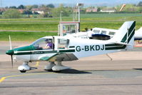 G-BKDJ photo, click to enlarge