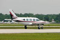 N4116K @ LAL - 2011 Sun n Fun - Lakeland , Florida