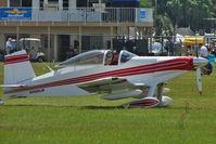 N589LW @ LAL - 2011 Sun n Fun - Lakeland , Florida
