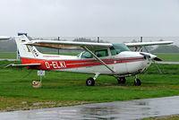 D-ELKI @ EDMA - R/Cessna F.172N Skyhawk [1918] Augsburg~D 20/04/2005 - by Ray Barber