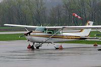 D-ENFR @ EDMA - Cessna 172P Skyhawk [172-75499] Augsburg~D 20/04/2005 - by Ray Barber