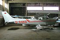 D-EOKO @ EDMA - R/Cessna F.172N Skyhawk [1895] Augsburg~D 20/04/2005 - by Ray Barber