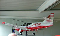 D-EDMI @ EDML - Rockwell Commander 114B [14645] Landshut~D 19/04/2005 - by Ray Barber