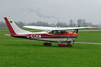 D-ECKW @ EDNL - Cessna 182N Skylane [182-60439] Leutkirch~D 20/04/2005 - by Ray Barber