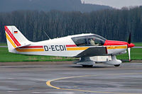 D-ECDI @ EDNL - Robin DR.400/135CDi Ecoflyer [2531] Leutkirch~D 20/04/2005 - by Ray Barber