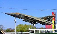 20 27 - Mikoyan MiG-23ML Flogger G [0390324018] Sinsheim Museum~D 22/04/2005