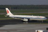B-6525 @ EDDL - Air China - by Air-Micha