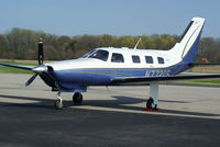 N772DS @ I19 - 2002 Piper PA 46-350P Malibu - by Allen M. Schultheiss