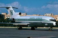 5N-ANP @ LMML - B727 5N-ANP Nigeria Airways - by raymond