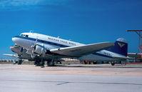 5N-ATA @ LMML - DC3 5N-ATA Nigerian Trade Wings - by raymond