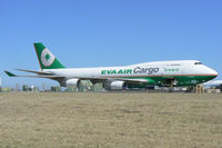B-16401 @ DFW - EVA Air Cargo at DFW Airport