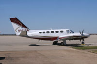 N441PW @ CPT - At Cleburne Municipal Airport