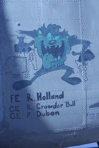 85-24338 @ NFW - Boeing CH-47D, c/n: M.3108, Air Expo 2011, Ex. CH-47A 65-7970 - by Timothy Aanerud