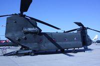 85-24338 @ NFW - Boeing CH-47D, c/n: M.3108; Air Expo 2011 - by Timothy Aanerud
