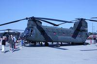 85-24338 @ NFW - Boeing CH-47D, c/n: M.3108 - by Timothy Aanerud