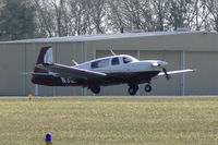 N326TJ @ TYR - At Tyler Pounds Field